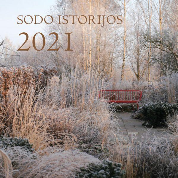 Kalendorius Sodo Istorijos 2021